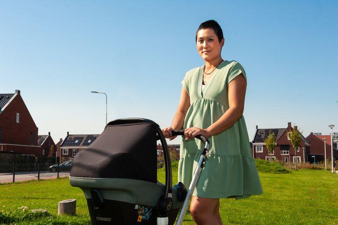 Begin dit jaar werd bij Sascha Borst, terwijl ze zwanger was, borstkanker geconstateerd.