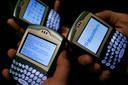 De Blackberry, ooit zo populair...