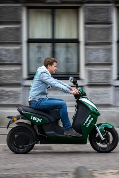 'Brandstofscooter moet uit binnenstad verdwijnen'