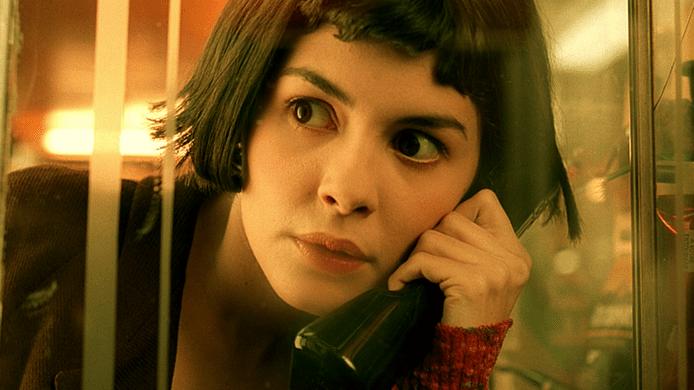 Audrey Tautou als Amélie.