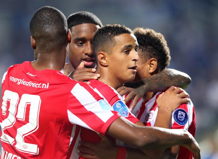 PSV viert de 0-1 op Cyprus, tegen Apollon Limassol.