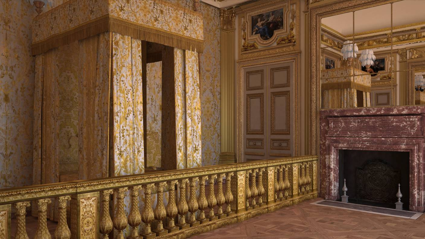 Versailles rediscovered