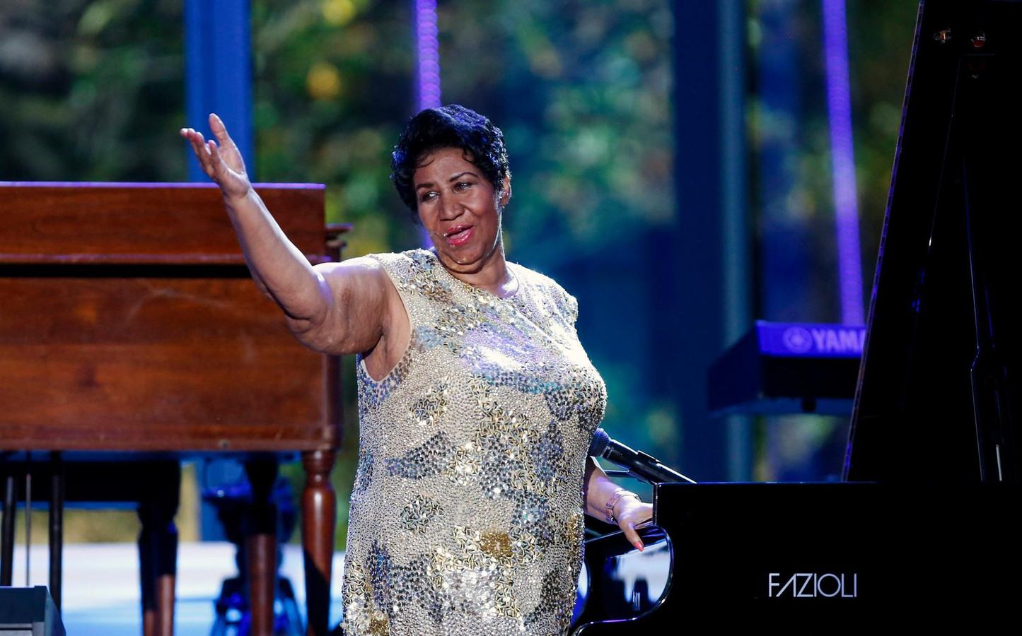 Aretha Franklin - This Is The House That Jack Built