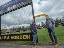 Voetbalclub Vorden krijgt drie ton om veldenprobleem op te lossen