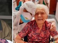 Bill (104) en Ada (103) mogelijk oudste patiënten die het coronavirus versloegen