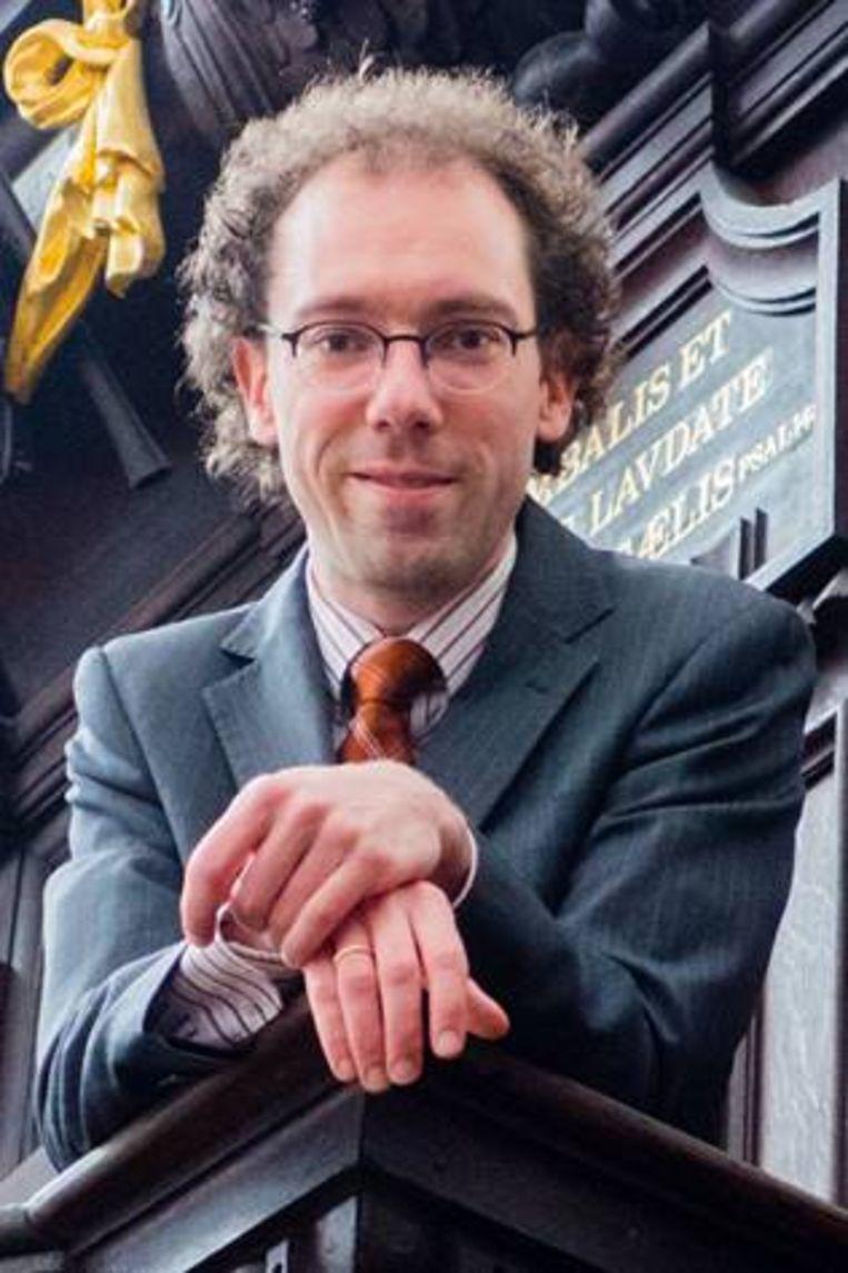 Nicolas De Troyer wordt de nieuwe orgelspeler van de Sint-Baafskathedraal in Gent.