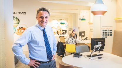 """Neckermann vraagt 5 miljoen euro staatssteun: """"Als die er niet komt, zal er eind dit jaar niet veel meer overschieten van onze sector"""""""