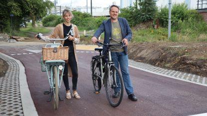 Eerste stuk fietsostrade naar Willebroek en Kapelle-op-den-Bos is klaar