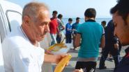 """""""Bakker van Kos"""", die duizenden broden bakte voor migranten, overleden"""