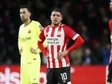 Romero hervat groepstraining bij PSV