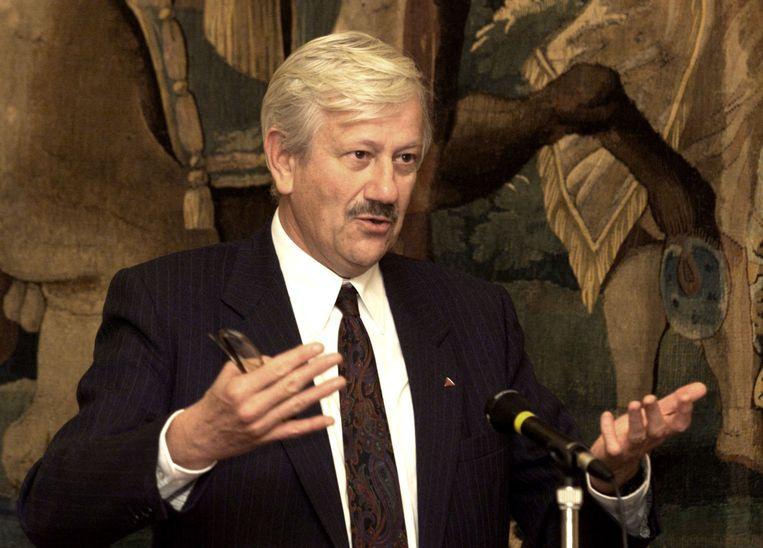 Moureaux in 1999.