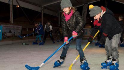 Opnieuw geen schaatspiste op kerstmarkt