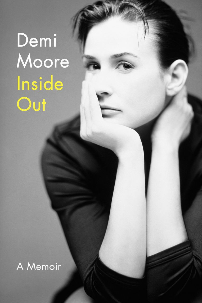 Het nieuwe boek van Demi.