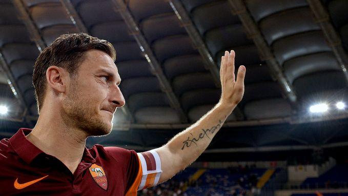 Francesco Totti krijgt functie in het bestuur van AS Roma
