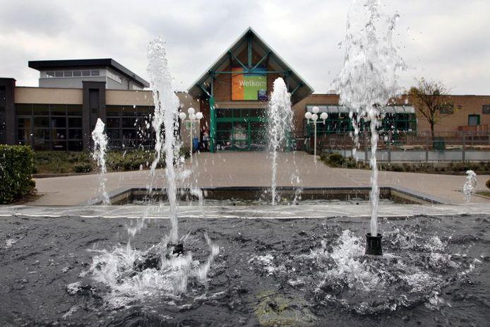 Vakantiepark Molenheide in Houthalen-Helchteren.