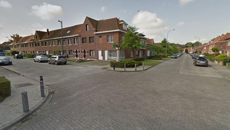 De Azalealaan en Klaprozenstraat in Sint-Niklaas.