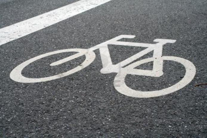 Bernheze wil komende jaren een snelfietsroute aanleggen tussen Nistelrode en Uden.