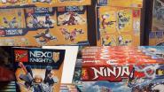 Douane neemt 2.600 dozen namaakspeelgoed  uit China in beslag