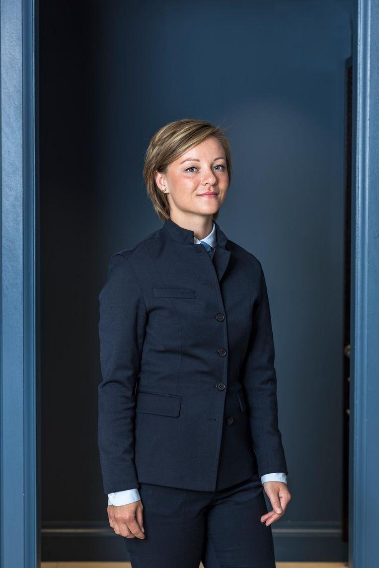 Kimberley Fehrenbach Beeld Rachel Dubbe