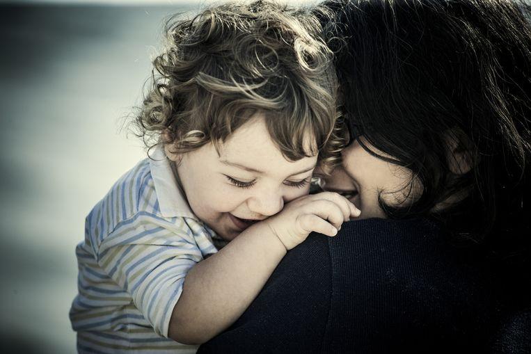 Het collectieve belang van kinderen krijgen is groot voor het creëren van een samenleving die niet vergrijst. Beeld thinkstock