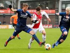 PSV'er Lundqvist bevestigt interesse NAC: 'We zullen zien'