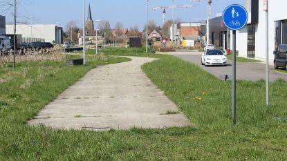 Diepenbeek wacht al zes jaar op vijf meter fietspad