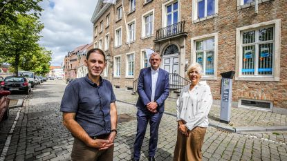 Bruno Overbergh is nieuwe directeur van ASO-opleiding Sint-Leo Hemelsdaele