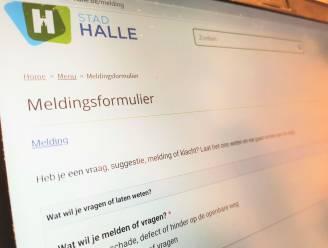 Halle ziet aantal klachten en meldingen verdubbelen… en is inwoners daar zelfs dankbaar voor