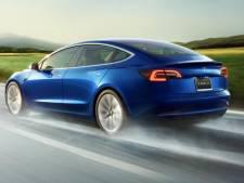 Tesla Model 3 wordt €2.000 goedkoper