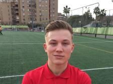 Maxim de Clippelaar uit Kloosterzande: voetbalavonturier in Spanje