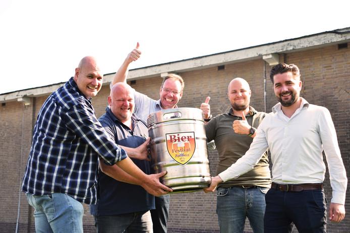 Door een overname krijgt het Internationaal Bierfestival in Apeldoorn toch weer toekomst.