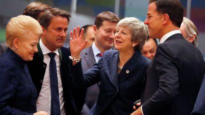 Europese leiders bereiken na moeizame onderhandelingen akkoord over brexituitstel