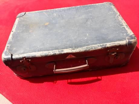 Koffertje uit Auschwitz duikt op in Hoek van Holland