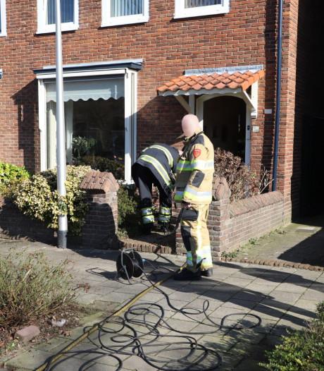 Vaatwasser vliegt in brand in woning Nijmegen