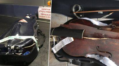 Dé schrik van iedereen die ooit al een muziekinstrument meenam aan boord van een vliegtuig