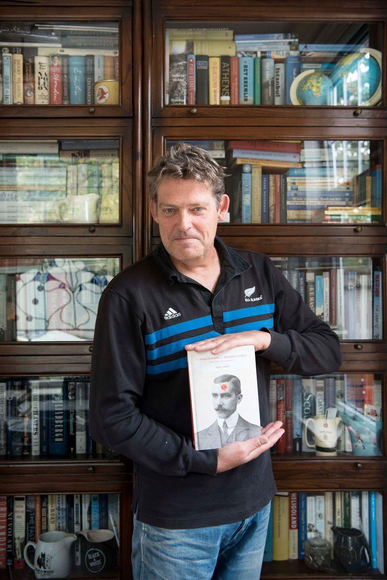 Marcel Hilferink (56) uit Castricum, dienstverlening Beeld TRBEELD