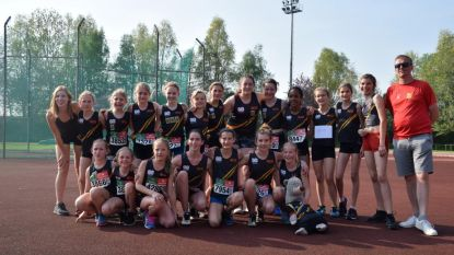 Meisjes AC Geraardsbergen naar finale Beker