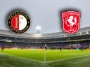 Liveblog: Feyenoord-FC Twente.