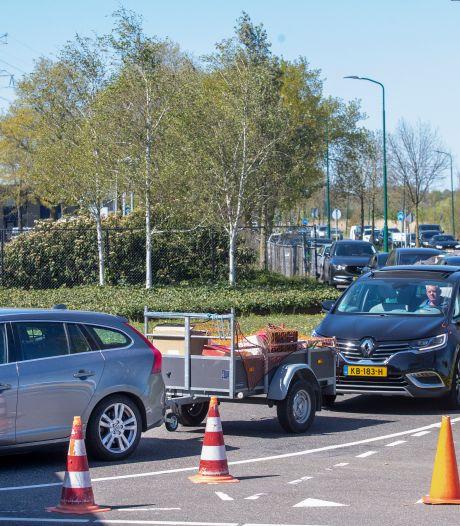 VVD Veenendaal niet blij met beperking bezoekjes aan brengstation