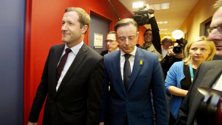"""Le PS et Ecolo ferment la porte à la N-VA: """"L'intérêt du parti avant celui du pays"""""""