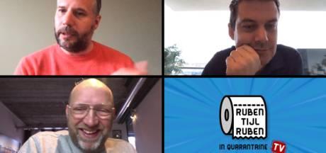 Tijl Beckand komt met Quarantaine TV: 'We móesten iets doen'