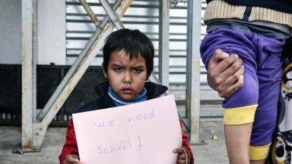 VN willen beter onderwijs voor vluchtelingenkinderen in Europa