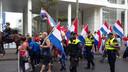 De politie hield Pegida nauwgezet in de gaten