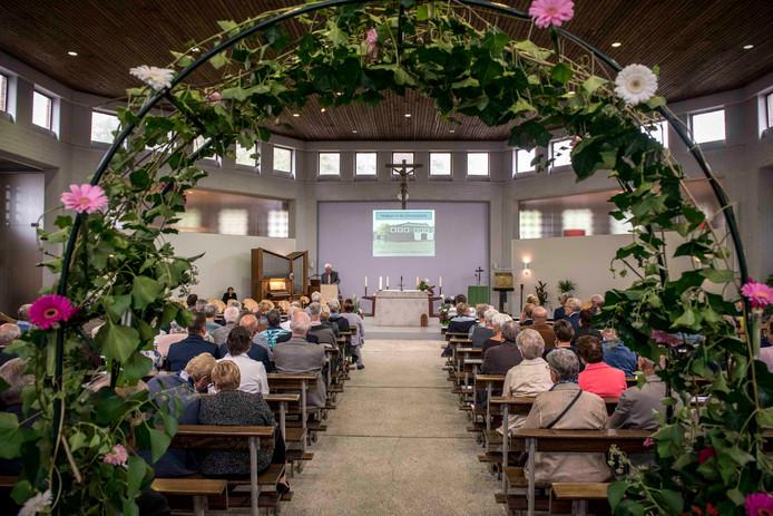 De Emmaüskerk is vrijdag officieel heropend.