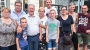 Noël Morreels gehuldigd als ere-schepen in Brakel