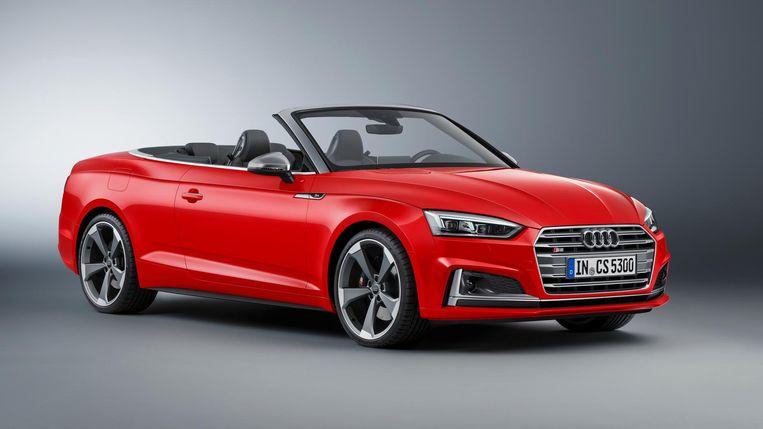 Audi S5 Beeld
