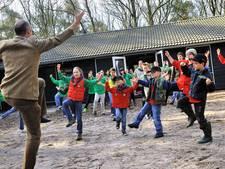 Doek valt voor scouting Kizito in Bergen op Zoom