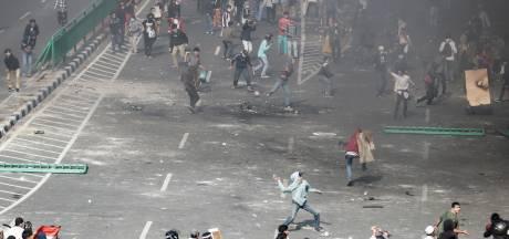 Zes doden en 200 gewonden bij rellen in Jakarta na verkiezingsuitslag