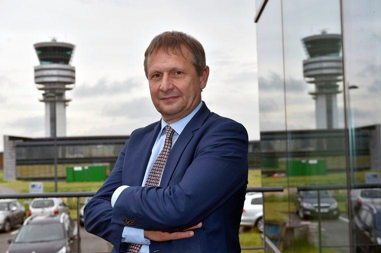 Johan Decuyper, CEO van skeyes.