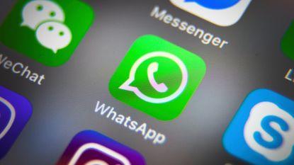 Problemen WhatsApp van de baan